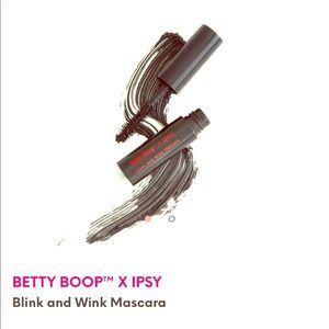 BETTY BOOP X IPSY Blink and Wink Mascara